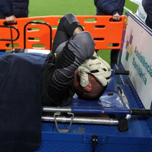 Goleiro da seleção da Espanha pode ficar fora da Copa do Mundo