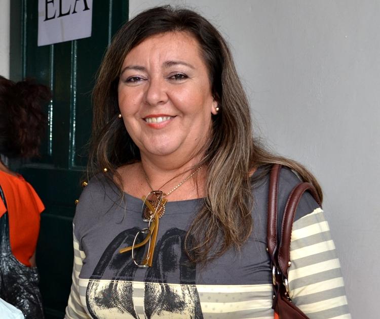 Ana Márcia, secretária municipal de Saúde