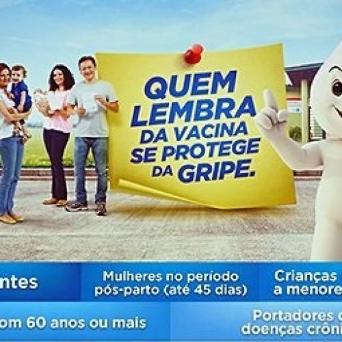 Jaicós realiza dia D da campanha de vacinação contra a gripe neste sábado (26)