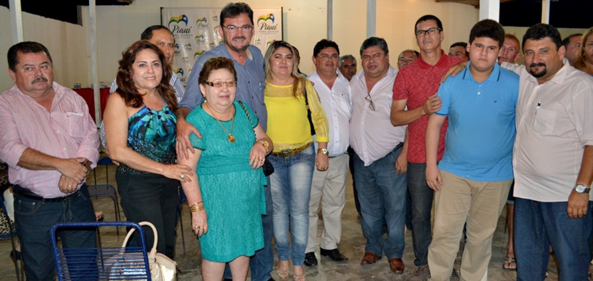 Fotos: Visita do governador Wilson Martins a Campo Grande do Piauí