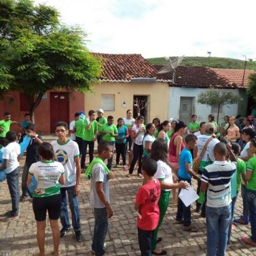 Dia 'D' de combate à dengue marca o Dia Mundial da Saúde em Vera Mendes