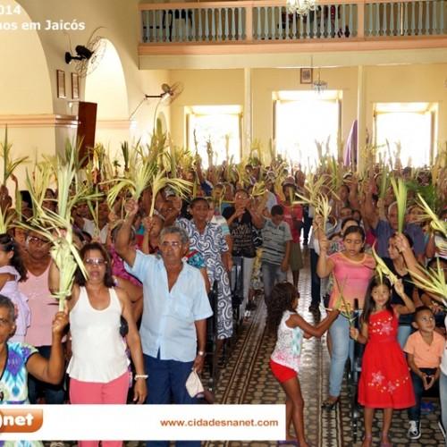 FOTOS: Domingo de Ramos em Jaicós