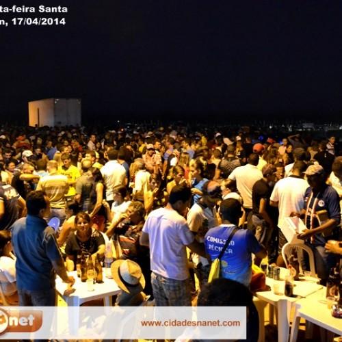 FOTOS: Torneio da Semana Santa no povoado Carquejo, Belém do Piauí