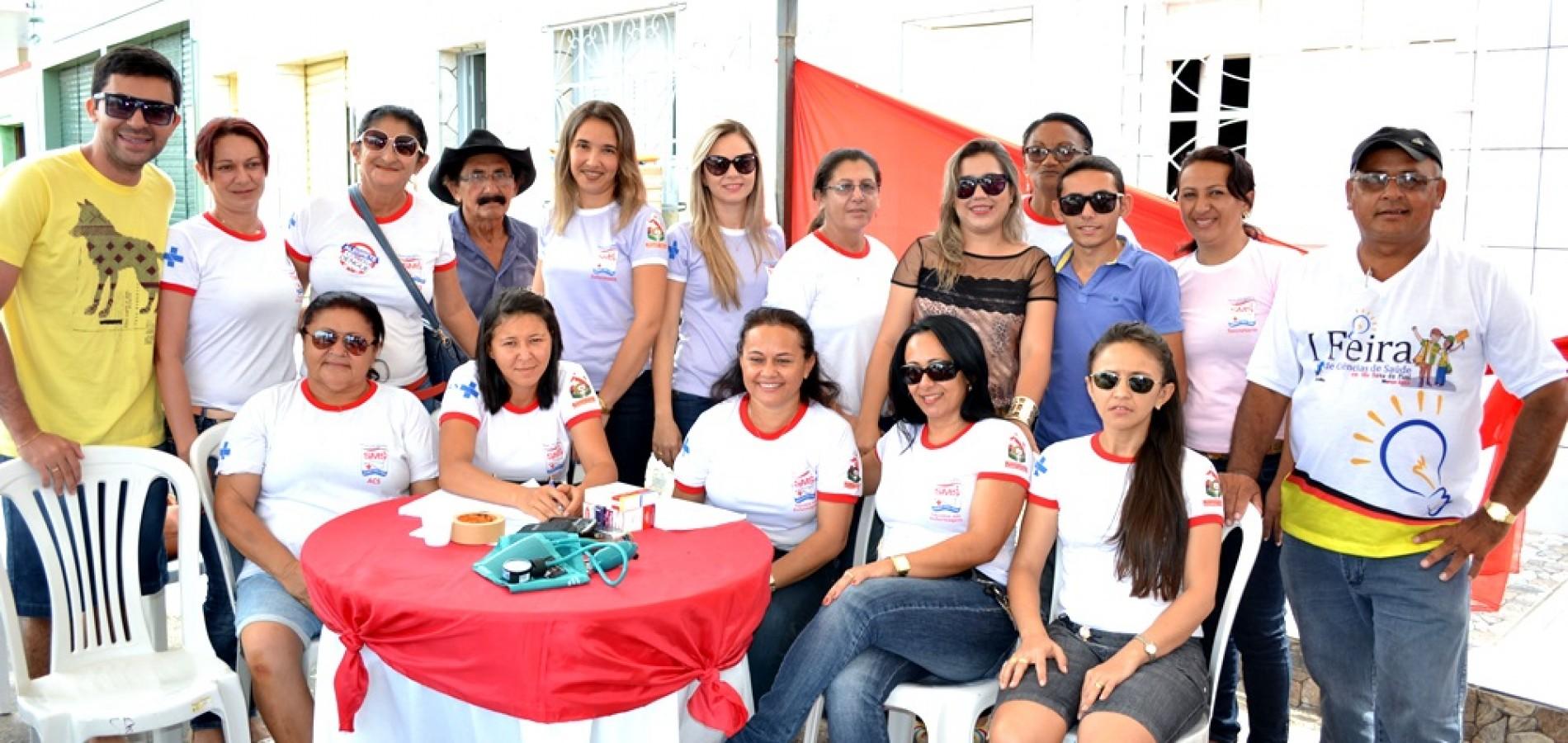 Alegrete do Piauí 22 anos: Dia de Cidadania