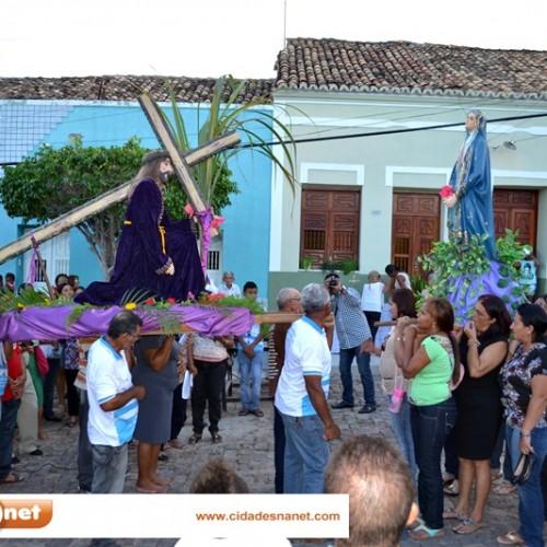 FOTOS: Procissão do Senhor dos Passos em Jaicós