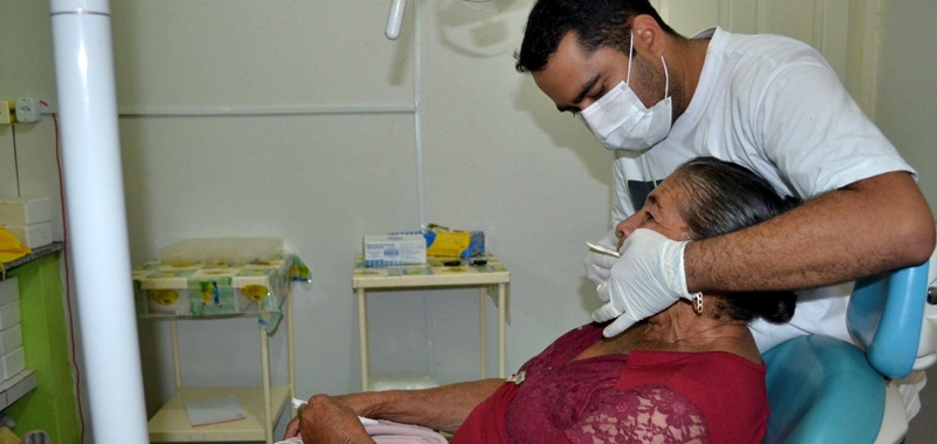 PADRE MARCOS: Saúde realiza novo mutirão de prótese dentária