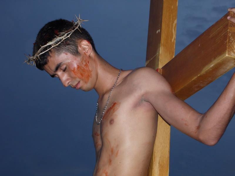Dramatização Jovens - Padre Marcos (10)