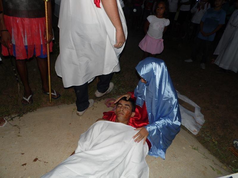 Dramatização Jovens - Padre Marcos (38)