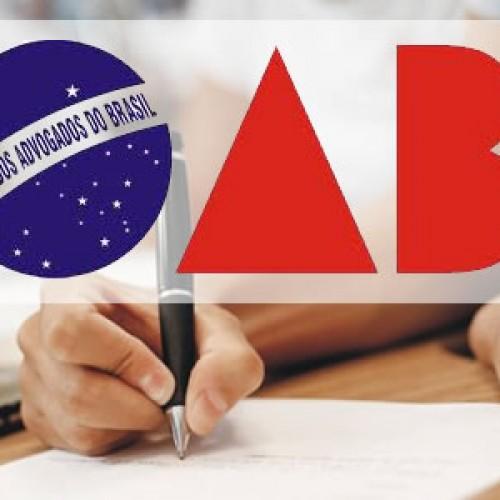 OAB divulga o gabarito da 1ª fase do XIII Exame de Ordem Unificado