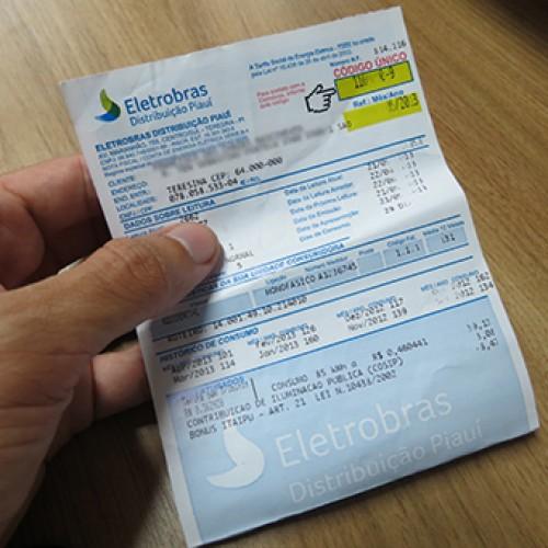 Erro na leitura de medidores gera duas contas de luz em janeiro; Eletrobras explica
