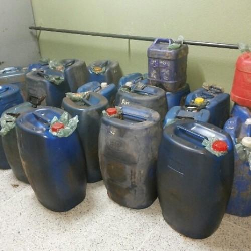 PRF apreende combustível sendo transportado de forma irregular no Piauí