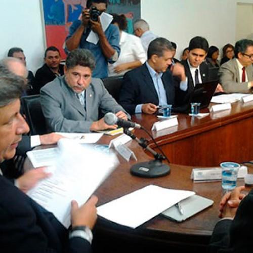 """Em reunião, governador Zé Filho diz que Estado está em """"fio de navalha"""""""