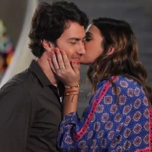 Em Família: Após briga, Luiza apressará casamento com Laerte