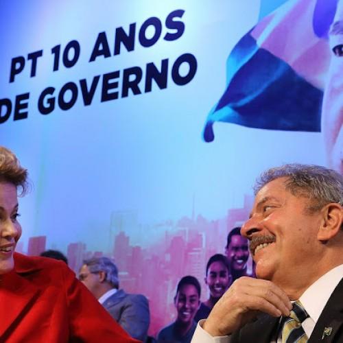 Após queda nas pesquisas, Lula usará encontro do PT para defender Dilma