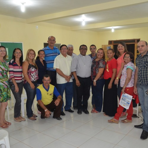 Portal da Paróquia São Cristovão é lançado oficialmente em Marcolândia. Veja!