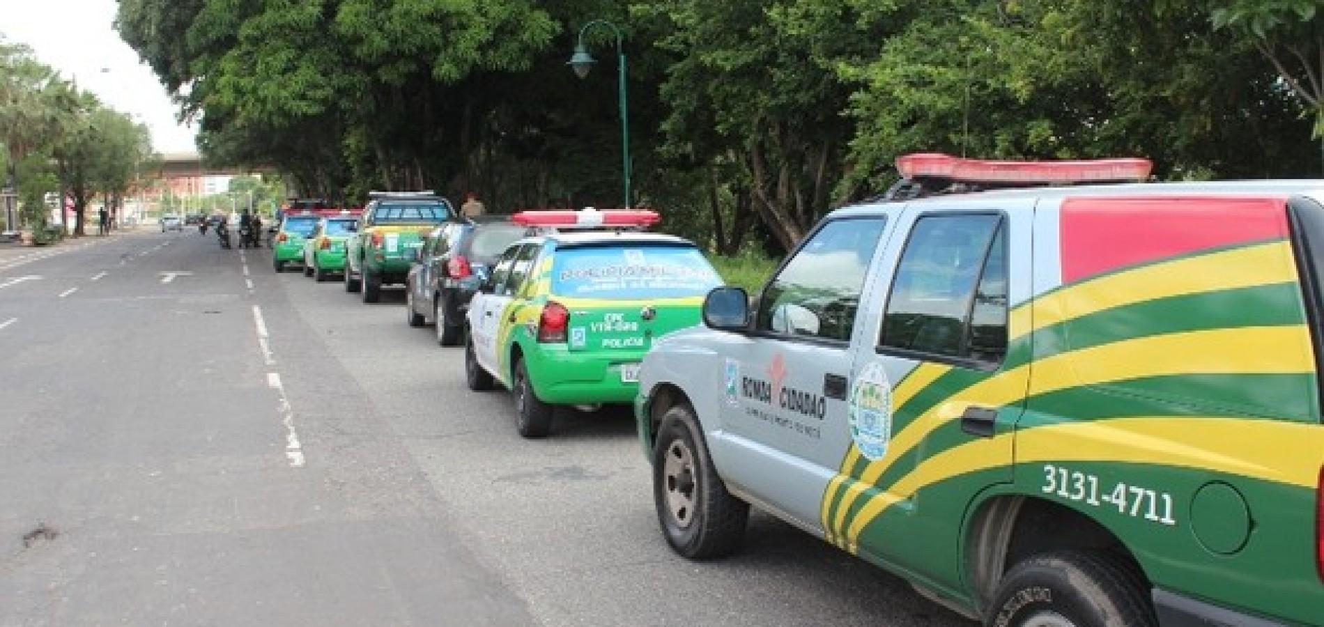 Viaturas policiais ficarão sem combustível a partir desta terça (4) no Piauí