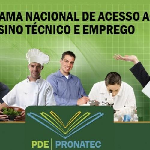 Número de vagas do Pronatec pode chegar a 20 mil nos municípios do Piauí
