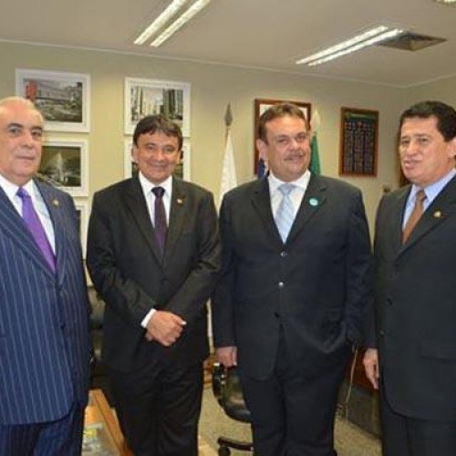 PR pode deixar a base aliada do Governo após reunião com Wellington Dias