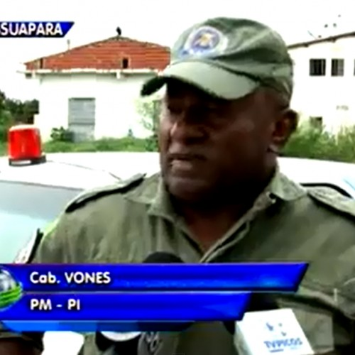 Sussuapara: Dupla armada assalta casa lotérica e leva todo o dinheiro