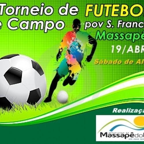 Massapê: Prefeitura promove I Torneio de Futebol neste sábado no povoado São Francisco