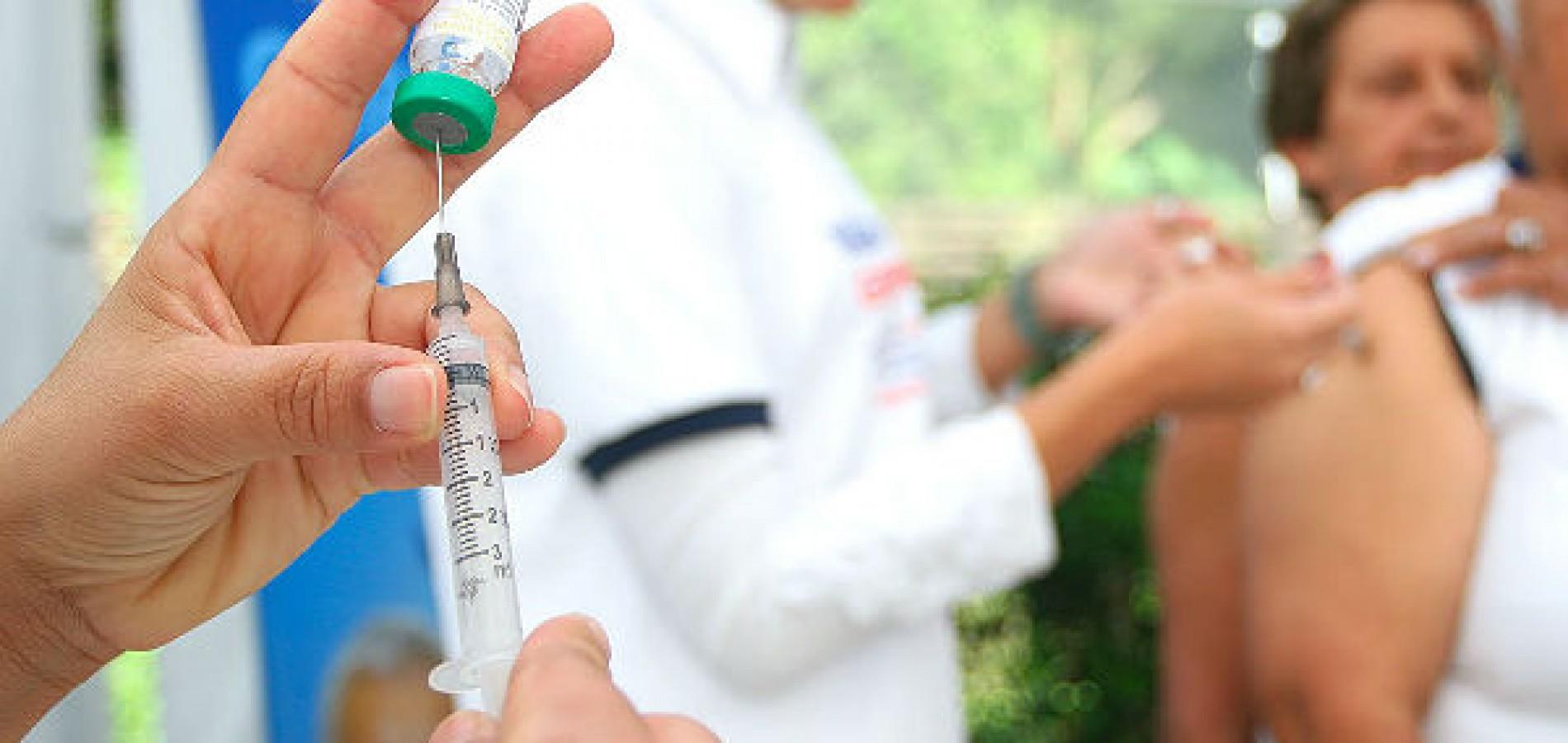 Campanha de vacinação contra a gripe começa hoje; Piauí espera vacinar mais de 700 mil
