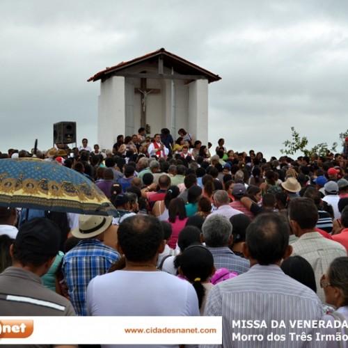 FOTOS: Missa do Morro dos Três Irmãos, em Jaicós