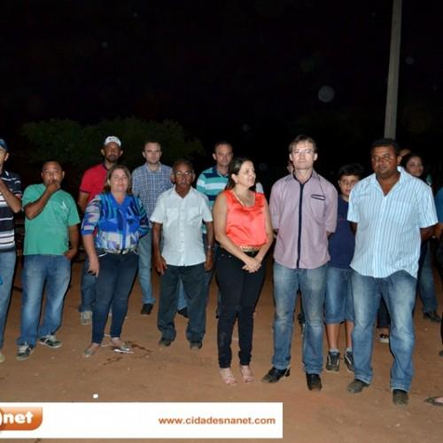 MASSAPÊ: Confraternizaçãço comemora chegada da energia elétrica