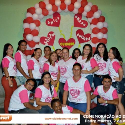 Assistência Social comemora dia das mães em Padre Marcos; veja fotos
