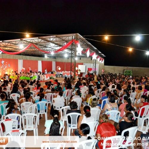 Mães ganham homenagens e presentes em Massapê do Piauí; veja fotos