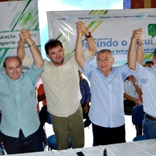 Fotos do seminário do PMDB em Picos