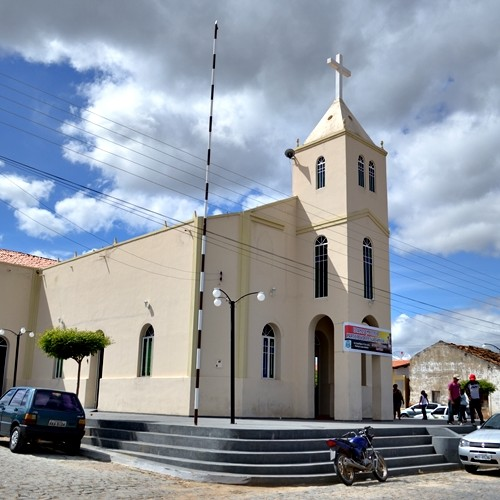 Padre Marcos celebra 100 anos de devoção a Santo Antônio; imagens iniciam a peregrinação