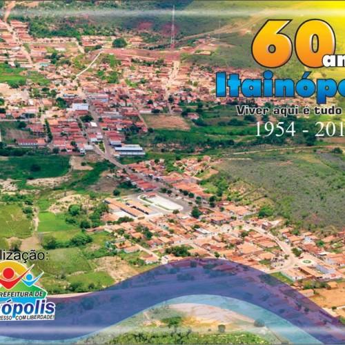 Prefeito Paulo Lopes divulga a programação oficial do aniversário de Itainópolis. Veja!