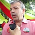 JVC diz que seguirá no comando do PTB; novas disputas, 'só no futuro'