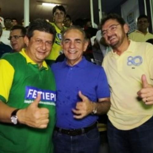 Zé Filho e Marcelo Castro se  entendem e começam a viajar juntos