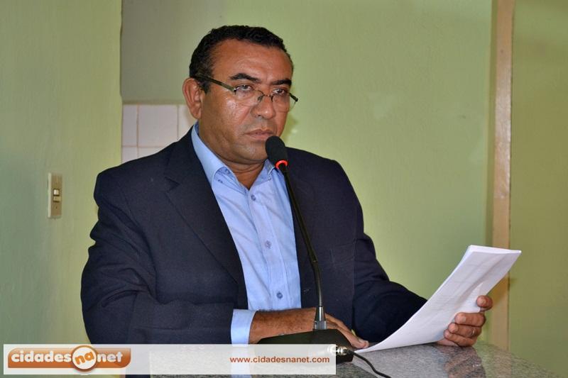 Vereador Adalberto Lopes (PP)