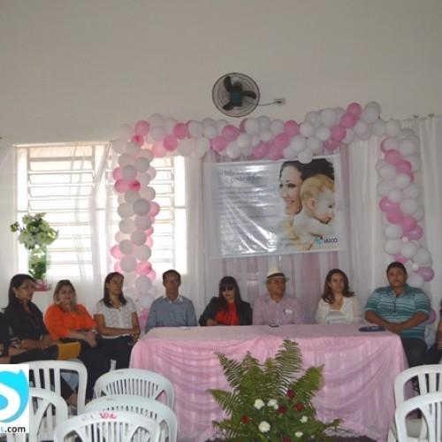 Lançado o programa de rastreio do câncer de mama em Jaicós; mães foram homenageadas