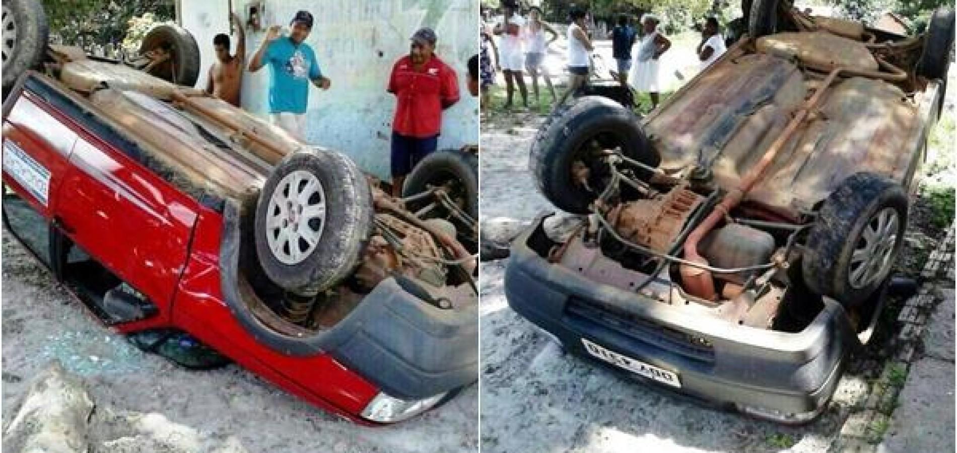 Prefeitura de Bocaina desconhece acidente envolvendo veículo oficial