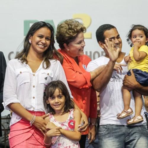 Dilma revela pedido de Zé Filho e garante energia e porto