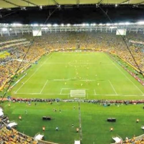 Copa no Brasil baterá todos os recordes financeiros