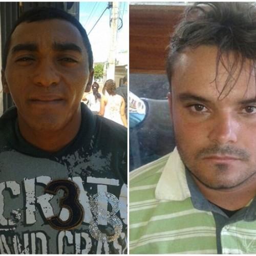 Polícia prende dupla que planejava assaltar lotérica em Picos