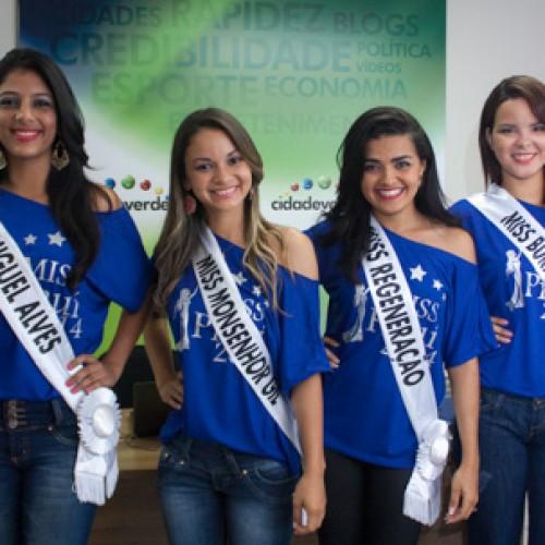 Miss Piauí:veja mais 4 candidatas ao maior título de beleza do Estado