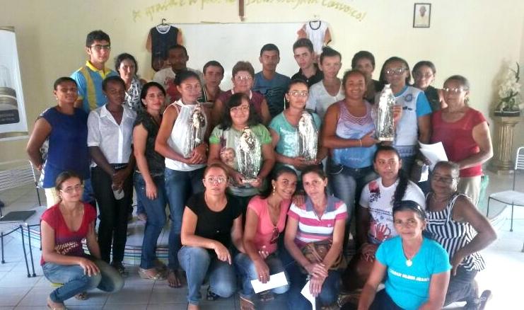 Celebração do envio das Imagens de Santo Antônio