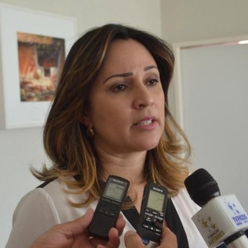 Rejane Dias confirma Margarete Coelho como vice na chapa de Wellington