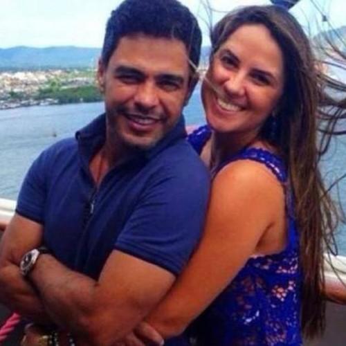 Zezé Di Camargo mostrará a namorada em programa de TV