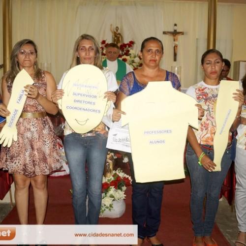 MASSAPÊ: Fotos da 6ª noite de novena dos festejos de São João Batista
