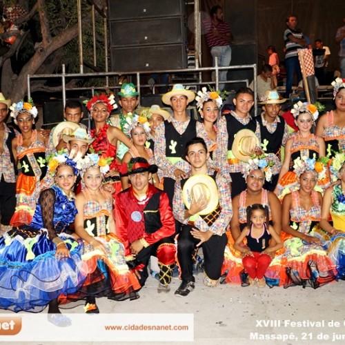 MASSAPÊ: Fotos do XVIII Festival de Quadrilhas – álbum I