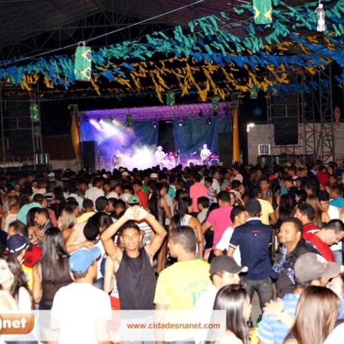 FESTAS JUNINAS| Fotos do XVII Arraiá de Nois Tudim, em Francisco Macedo