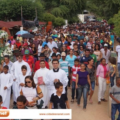PADRE MARCOS: Fotos da missa solene e procissão do festejo de Santo Antônio
