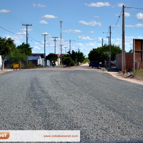 Asfalto da PI 229 chega a Jaicós e melhora acesso entre cidades. Confira!