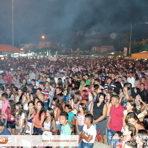 FOTOS: Aniversário de 60 anos de emancipação política de Itainópolis